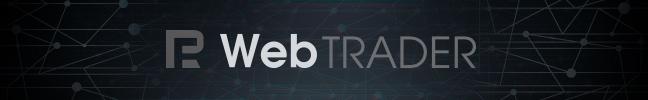 Operar utilizando la terminal WebTrader actualizada