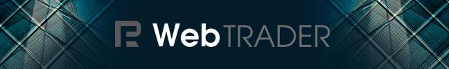 WebTrader de RoboForex